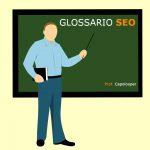 Glossario SEO completo